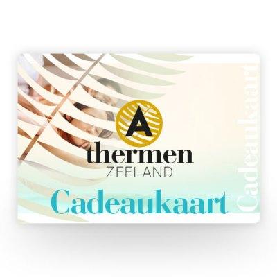 A Thermen Zeeland Cadeaubon (digitaal)
